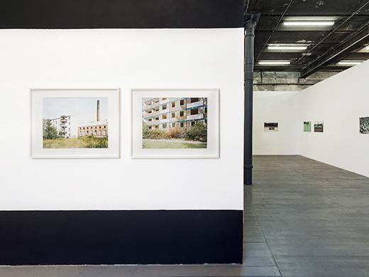 Ausstellungsansicht Daniel Mueller Jansen